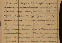1. Zichy Eleonóra naplóbejegyzése a köztársaság kikiáltásáról