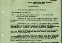 16. Hudec konzul jelentése Czirkelbachról