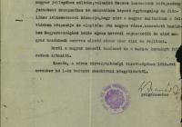 2. Kassa város felirata a magyar jelleg megóvásáért