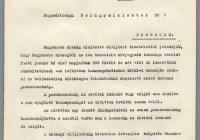 4. A belügyminiszternek írt levél a Nagymarosról Kálkápolnára elvittek ügyében