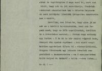5. Zichy Eleonóra naplóbejegyzése Kun Béláról