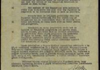 7. A magyar konzulátus hirdetménye a konzulátus működésének beszüntetéséről