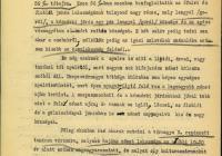 7. Szepes vármegye jelentése a tiltakozásokról