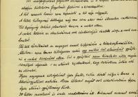 8. Gragger Róbert javaslata aláírásgyűjtésre vonatkozóan