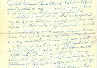 8. Kelemen István első levele