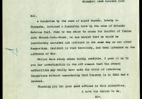 9. Komor Pál megkeresése a holland főkonzulátushoz