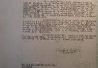 A brüsszeli ideiglenes ügyvivő jelentése Alfonso hazatérésének elősegítéséről