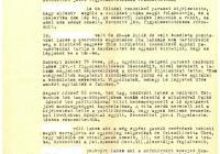 A Fejér megyei Rendőr-főkapitányság összefoglaló jelentése a termelőszövetkezetekről