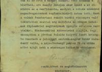 Ambrózy Lajos követjelentése a Seipellel folytatott, a magyar–osztrák viszonyt tárgyaló beszélgetésről