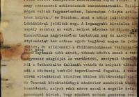 Ambrózy Lajos követjelentése Joseph Haydn születésének bicentenáriuma kapcsán