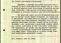 Az MSZMP PB 1965. június 8-i jegyzőkönyve, 2. sz. melléklet