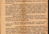 Dukai Mária Amancia beszámolója Budapest 1944‒45-ös ostromáról