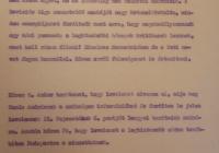 Eckhardt Tibor levele