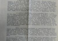 Feljegyzés. Budapest, 1945. június 12.