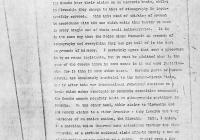 Harold Nicolson által írt megjegyzések L. S. Amery kapitánynak az osztrák-magyar problémáról írt 1918. október 22-i keltezésű dolgozatáról