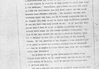 3. Harold Nicolson által írt megjegyzések L. S. Amery kapitánynak az osztrák-magyar problémáról írt 1918. október 22-i keltezésű dolgozatáról