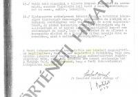 Jelentés a székesfehérvári püspökség vezetőinek a II. vatikáni zsinatra küldött dokumentumairól