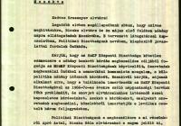 Kádár János levele Leonyid Iljics Brezsnyevhez