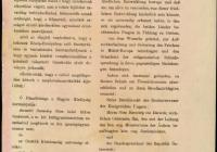 Választott bírósági megállapodás a Magyar Királyság és az Osztrák Köztársaság között