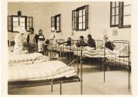 """""""Ingyen kórházi ápolás Nőknek"""" (Jelzet: MNL OL K 103-7-Vulcsik)"""