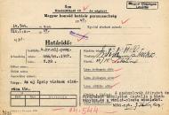 1947: Viták a szlovák határon