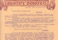 0000: Hatósági huzavona Szondy vitéz miatt