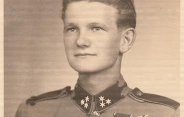 1943: Sebesültszállító írnokként a Donnál