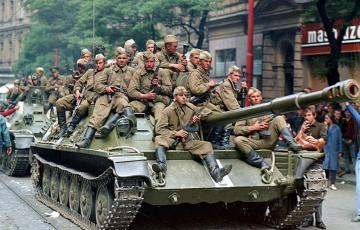 1968: Magyar honvéd csehszlovák földön