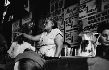 """1952: """"Aki ettől a naptól fogva abortuszt hajt végre, azt a legkeményebben büntetjük"""""""