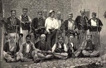 2019: Zubovits Fedor kapitány és a függetlenedő Albánia