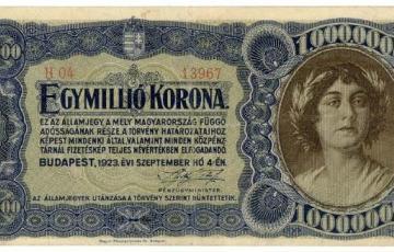 """1923: """"Trükkök százai"""" (kellenek) a devizakereskedelemben (is)?"""