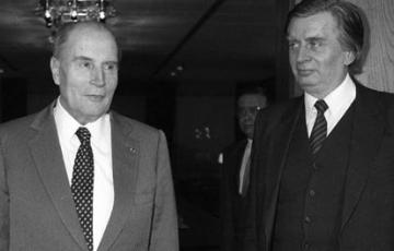 """2019: François Mitterrand és a """"magyar kapcsolat"""" 1990-ben"""