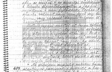 """1942: Reflektor a sötétbe II. - A későbbi """"nemzetvezető"""" naplója"""