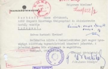 0000: Magyar igazságügyi küldöttség az 1968-as Csehszlovákiában