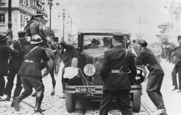 1934: Adalékok a marseille-i merénylet hátteréhez