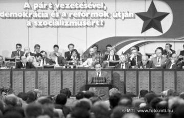 1989: Közvéleménykutatás az MSZMP választási esélyeiről.