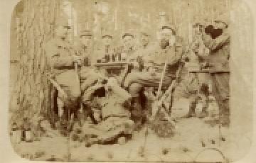 0000: Egy első világháborús frontharcos felvételei
