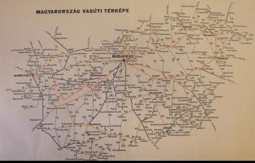 1972: A Magyar Néphadsereg szerepe a magyar vasúthálózat fejlesztésében.
