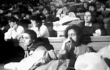 1988: Egyetemi diáksztrájk mozgalom 1988-ban