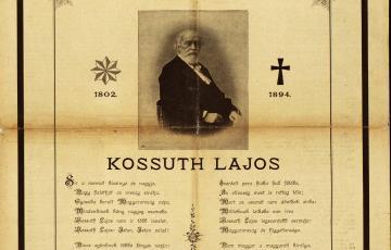 2019: Az utolsó párbaj – Ferenc József és Kossuth Lajos gyászszertartása