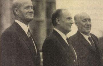 2020: Magyarország a nyolcvanas évek elején egy francia diplomata szemével – Jacques Lecompt nagykövet jelentése a diplomáciai szolgálatáról (1980–1983)